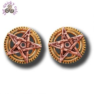 Penta Meridia Earrings