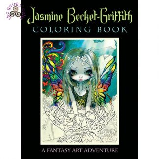 Jasmine Becket-Griffith Coloring Book