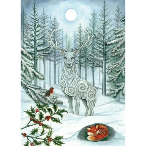 Winter Wonder Card