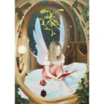A Yuletide Fairy Story Card
