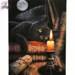 Witching Hour Canvas Picture