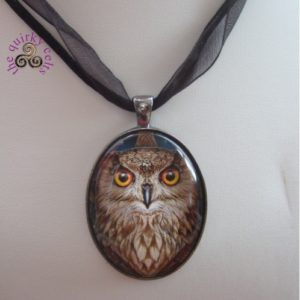 Wise One Picture Pendant