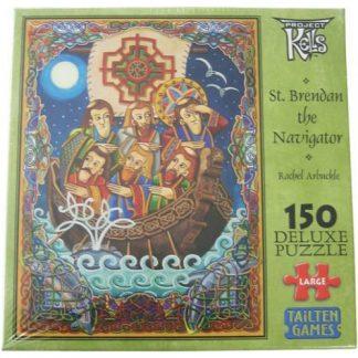 St Brendan the Navigator 150 piece Jigsaw Puzzle