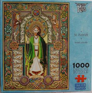 St Patrick 1000 piece Jigsaw Puzzle