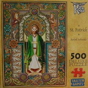 St Patrick 500 piece Jigsaw Puzzle