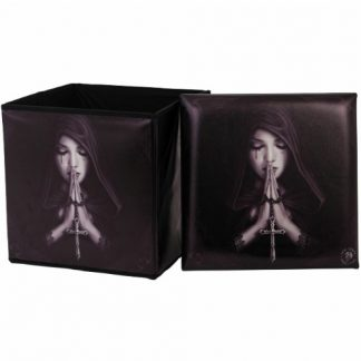 Gothic Prayer Storage Box