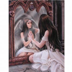 Magic Mirror Canvas Picture