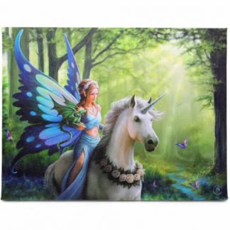 Realm of Enchantment Canvas Picture