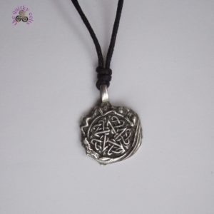 Familiars Moon Wiccan Amulet Pendant