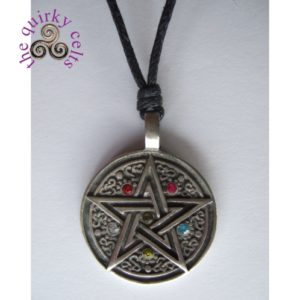 Astral Senses Wiccan Amulet Pendant