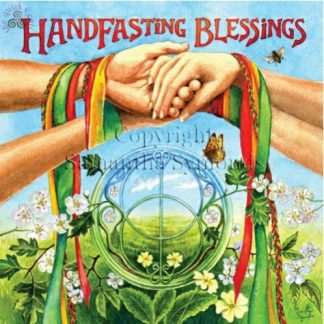 Handfasting Blessings Card