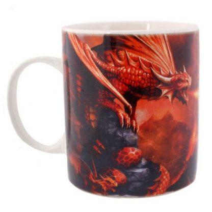 Fire Dragon Mug