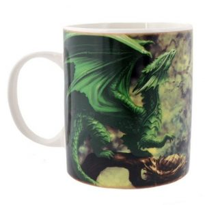 Forest Dragon Mug