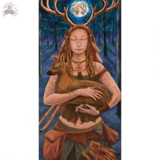 Lady of the Wildwood Card
