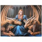 Fierce Loyalty Canvas Picture