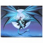 Moonstone Canvas Picture