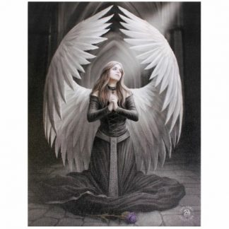 Prayer for the Fallen Canvas Picture