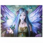 Mystic Aura Canvas Picture