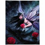 Rose Faery Canvas Picture