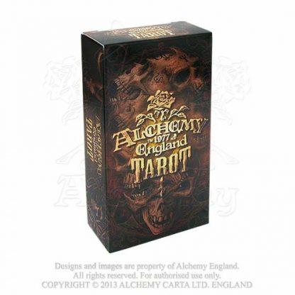 Alchemy England Tarot Cards