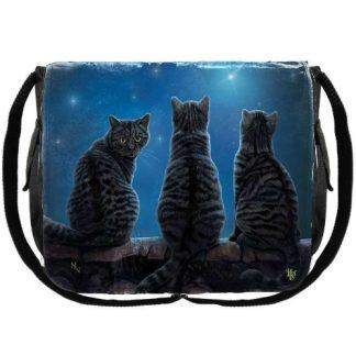 Wish Upon A Star Messenger Bag
