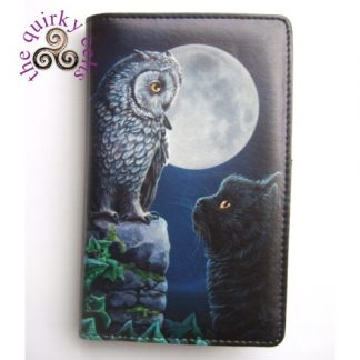 Purrfect Wisdom Wallet
