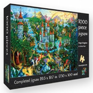 Magical Kingdom Jigsaw Puzzle