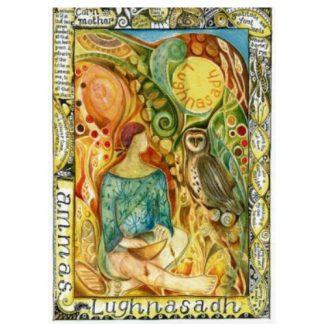 Lughnasadh Card