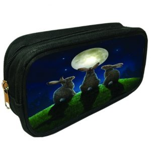 Moonshadows 3D Pencil Case
