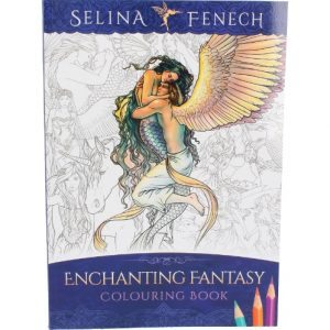 Enchanting Fantasy Colouring Book
