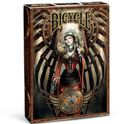 Anne Stokes Steampunk Poker Playing Cards