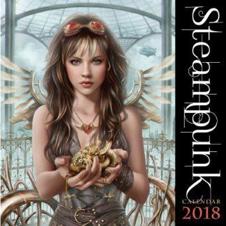 Steampunk 2018 Calendar