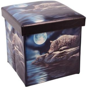 Quiet Reflection Storage Box
