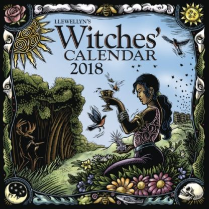 Llewellyns 2018 Witches Calendar