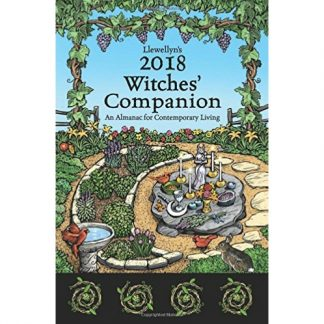 Llewellyns 2018 Witches Companion