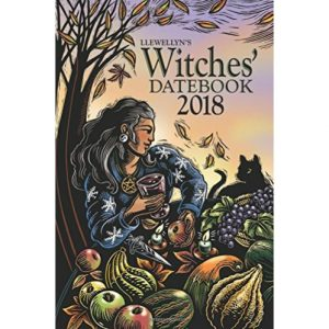 Llewellyns 2018 Witches Datebook