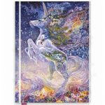 Soul of a Unicorn Foiled Journal