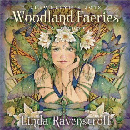 Woodland Faeries 2018 Calendar by Linda Ravenscroft