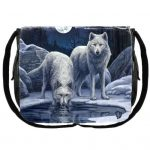 Warriors of Winter Messenger Bag