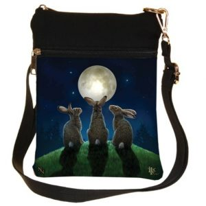 Moon Shadows Shoulder Bag