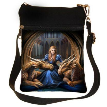 Fierce Loyalty Shoulder Bag