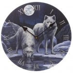 Warriors of Winter Clock