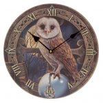 Spell Keeper Clock