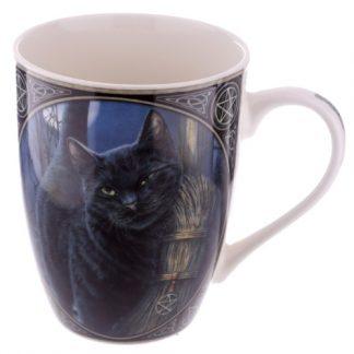 A Brush with Magick Mug