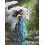 Enchanted Pool Canvas Picture