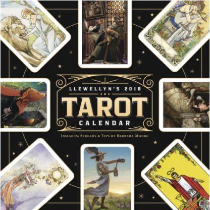 Llewellyns 2018 Tarot Calendar