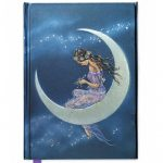 Moon Maiden Foiled Journal