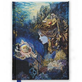 Daughter of the Deep Foiled Journal