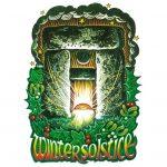 Stonehenge Winter Solstice Card