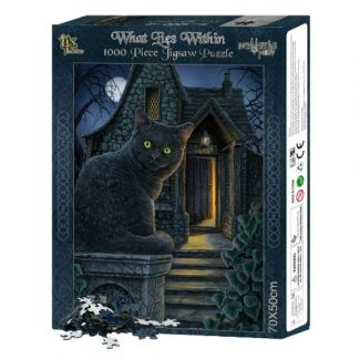 What Lies Within Jigsaw Puzzle